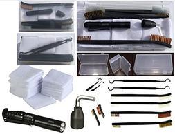 SIS E-Store EDOG Universal Handgun Pistol 11 Pc Cleaning Ess