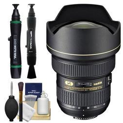 Nikon 14-24mm f/2.8G ED AF-S Zoom-Nikkor Lens + Nikon Cleani