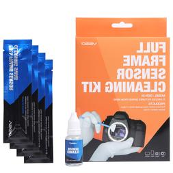 Full Frame DSLR SLR Camera Sensor CCD/CMOS <font><b>Cleaning