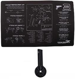 Ultimate Arms Gear Glock Mag Well Catch Glock 17 19 26 34 22