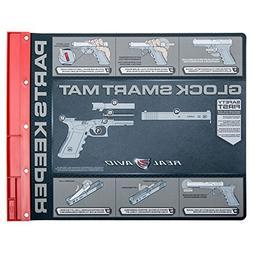 "Real Avid Glock Smart Mat - 19x16"", Glock Bench Mat / Gloc"