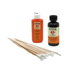 Gun Bore Cleaner and Lubricating Oil with 25 Cotton Swabs