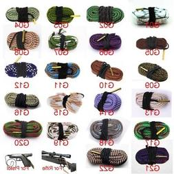 Gun Bore Snake String Cleaner Cleaning Calibre Borebrush Hun