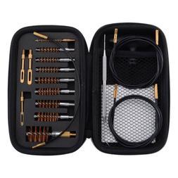 Gun Cleaning Kit .17 .22/.223/5.56MM .243 .280 .30  MultiCal