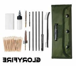 GLORYFIRE Gun Cleaning Kit AR15 / M16 Universal Gun Cleaning