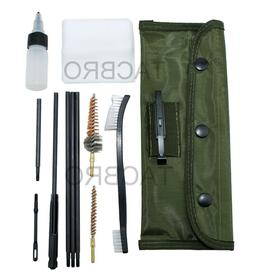 Gun Cleaning Kit Rifle Pistol Cleaning Kit Brushes Set for 5
