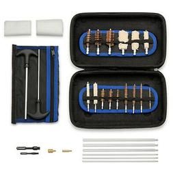 103 Pc Gun Cleaning Kit | Travel Pack Firearm Maintenance Sh