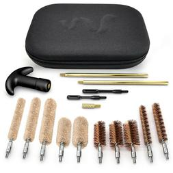 Gun Cleaning Kit Universal Rifle Pistol Shotgun Firearm Main