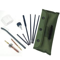 Xage Gun Cleaning Kit - .223/5.56/M16/AR-15/M4/Rifle Field C