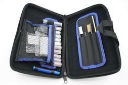 gunmaster pistol cleaning kit universal 22 piece