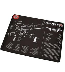 TekMat 1911 Cleaning Mat / 11 x 17 Thick, Durable, Waterproo