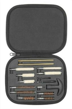 Allen Handgun Multi-Caliber Cleaning Kit, 16 Pieces