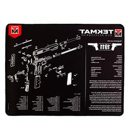 TekMat Handgun Ultra 20 Premium 1911 Cleaning Mat, Black