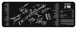 TekMat HK MP5 Rifle Cleaning Mat, Black