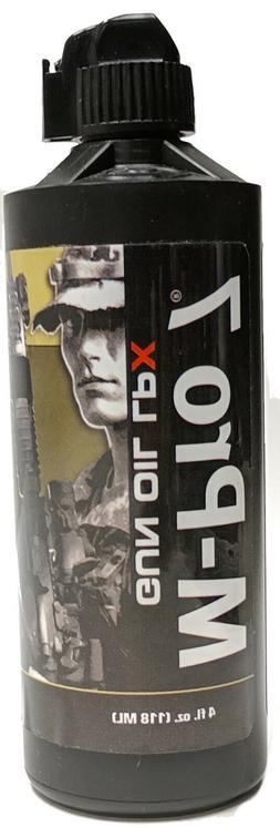 Hoppe's M-Pro 7 Gun Oil LPX 4 Oz Bottle - Lubricant/CLP