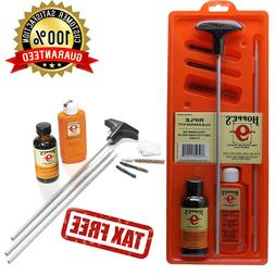 Hoppe's Pistol Gun Rifle Cleaning Kit For.22-.255.caliber Al