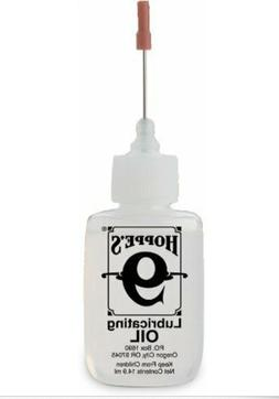 Hoppes 9 Precision Gun Oil Lubricant With Needle Tip Applica