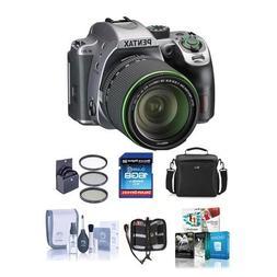 Pentax K-70 24MP Full HD DLR Camera with SMC DA 18-135mm f/3
