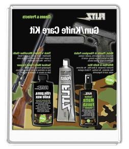 Flitz KG 41501 Mixed Knife and Gun Care Kit Single