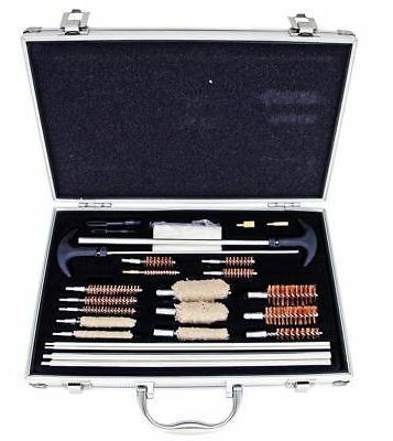 106pc Gun Cleaner Cleaning Kit Pistol Handgun