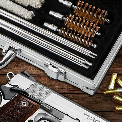 106 pc Gun Kit Universal Pistol Shotgun Firearm