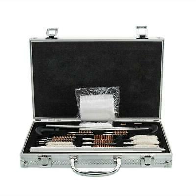 126pcs gun cleaning tool kit shotgun pistol