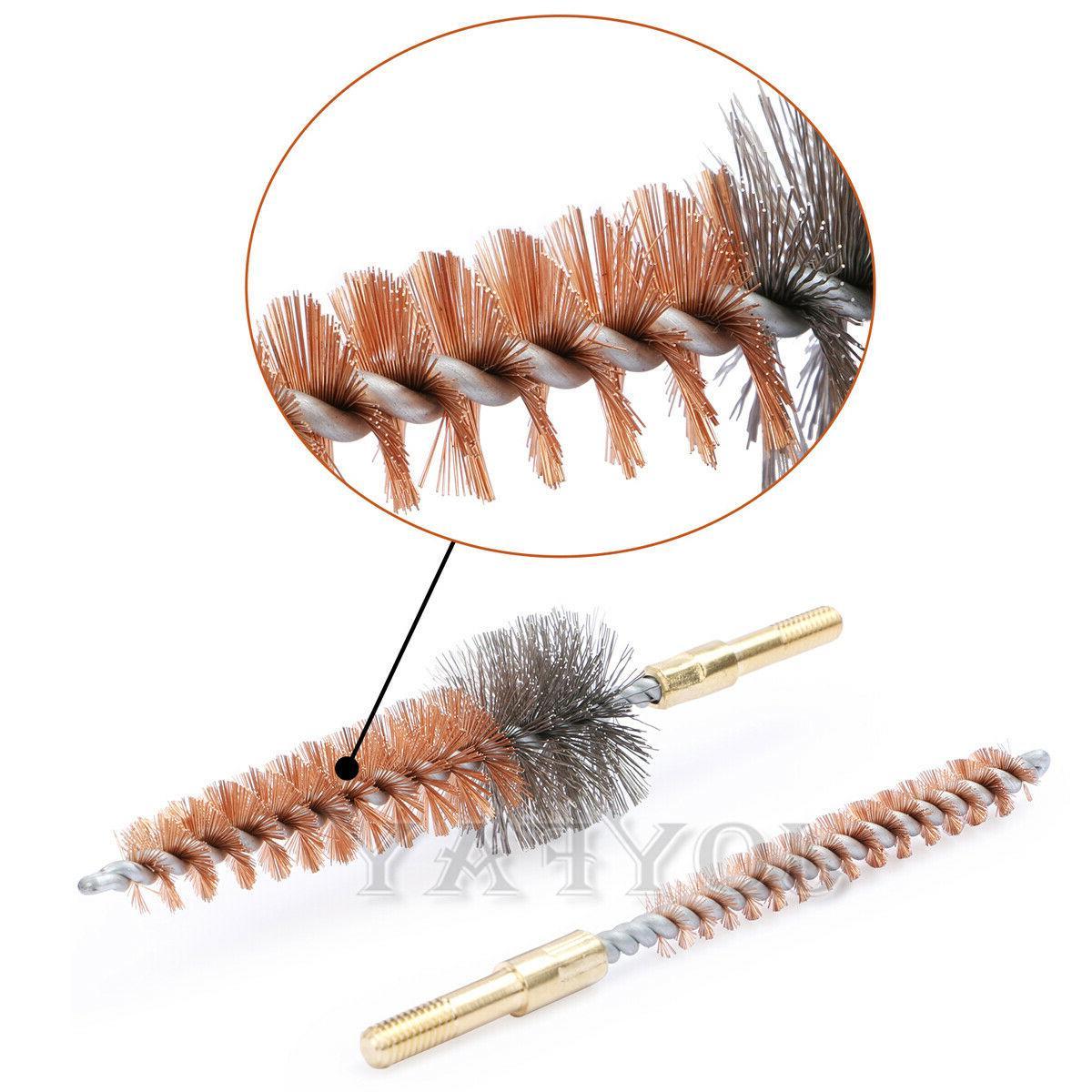 13 Gun Kit Chamber Brushes, Holders
