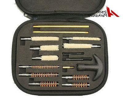 16x pistol cleaning kit carrying case