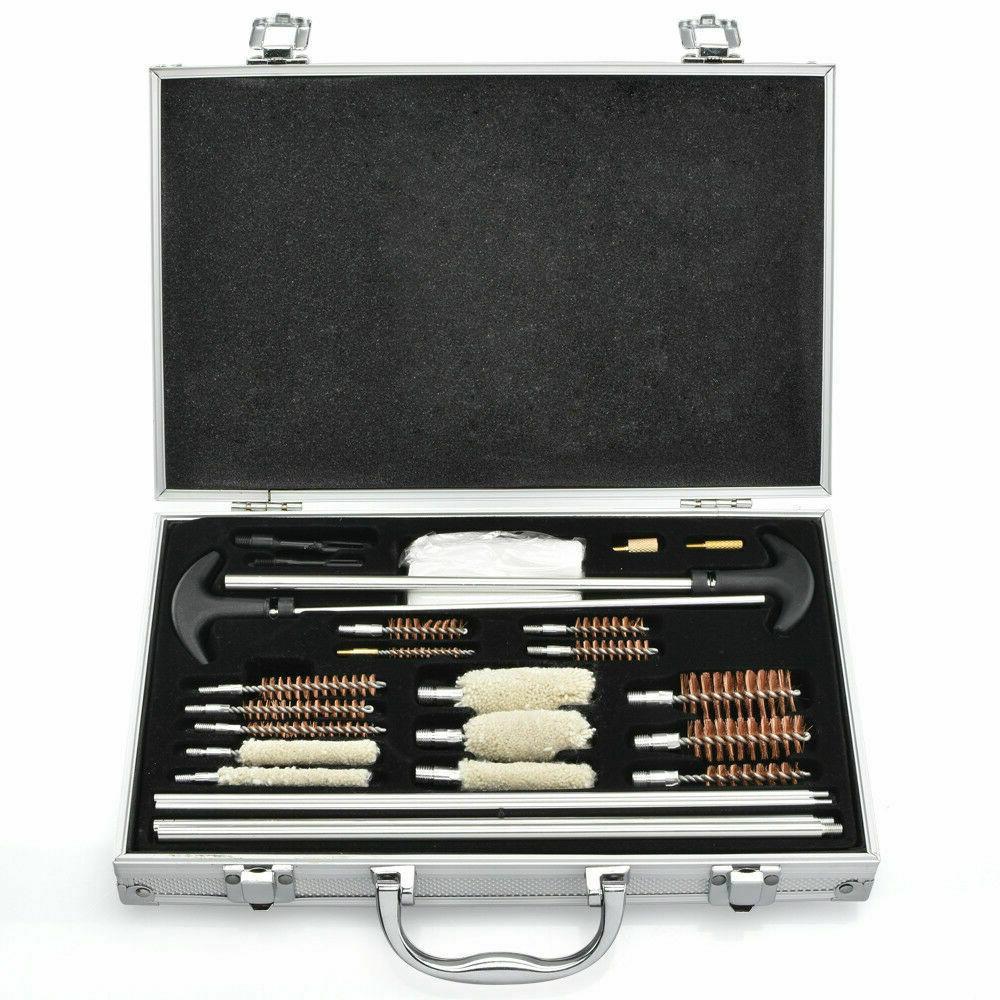 178 pc pro universal gun cleaning kit