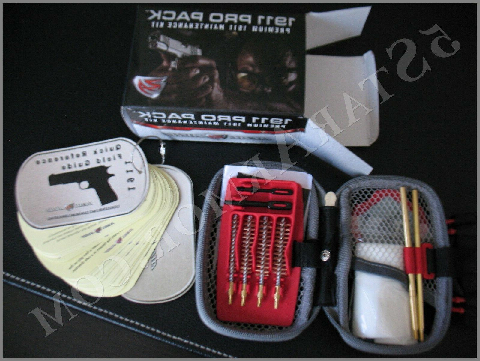 Real Avid 1911 Pro Pack Premium Handgun Cleaning Maintenance