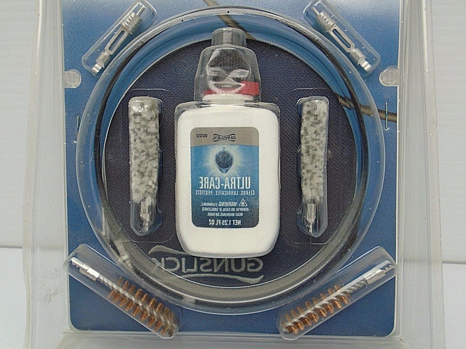 Gunslick .38/9mm .45/10mm 63006 Quick Cleaning System 606W