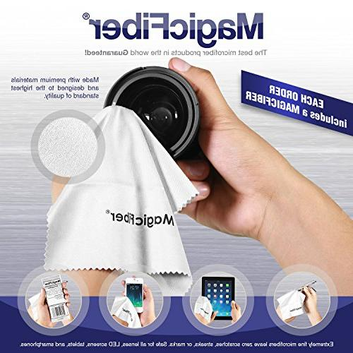 49MM Photography Filter Camera with 49MM Filter Pouch