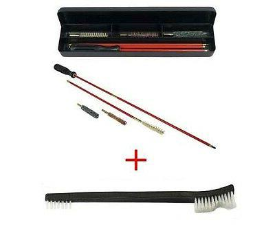 6 piece rifle cleaning kit 30 30