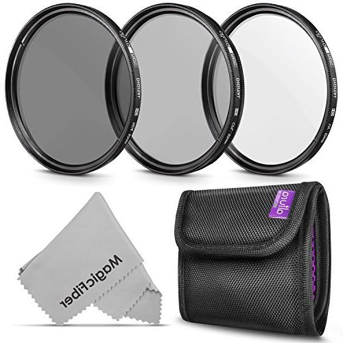 67MM Altura Photo Professional Photography Filter Kit  for C