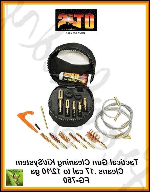 NEW OTIS 750 TACTICAL GUN CLEANING KIT SHOTGUN RIFLE
