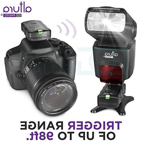 Altura Photo Kit DSLR with E-TTL Wireless Flash Set and