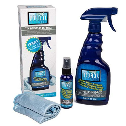 Bryson Screen Cleaner Kit-Computer, TV, Laptop Spray with No