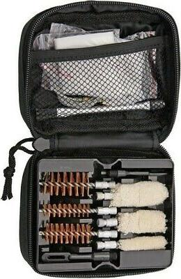 ab0032b black shotgun cleaning kit brass bore