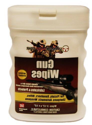 AGI DVD 1903 Rifle + Ultimate Arms Gear Gunsmith Gun + Spray Care & Reel Silicone Cloth + Wipes Oil + Gun