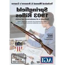 Ultimate Arms Gear AGI DVD Manual Course Springfield M 1903