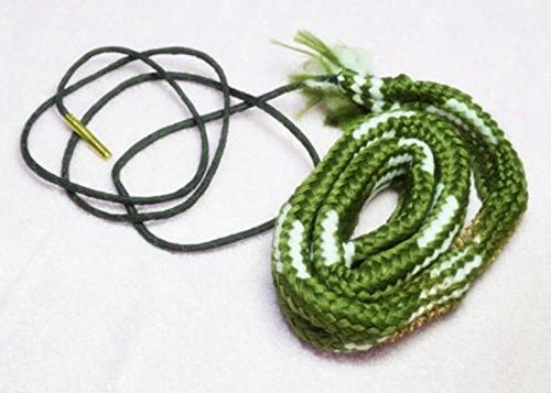 New Bore Cleaner GA Gauge Cleaning Rope Brush