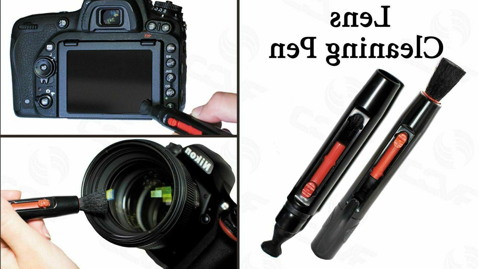 Camera DSLR Cleaner Set Canon Sony
