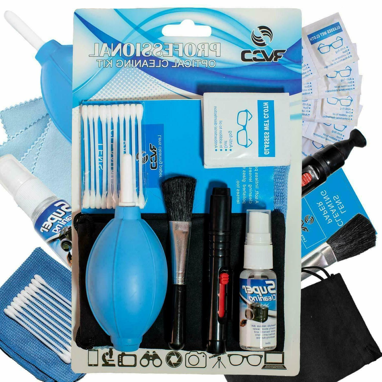 Camera Cleaning DSLR Cleaner Pen Set Nikon Canon Sony Mirrorless