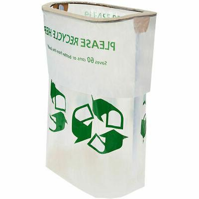 Clean-Up Kit, Includes Recycling Bins