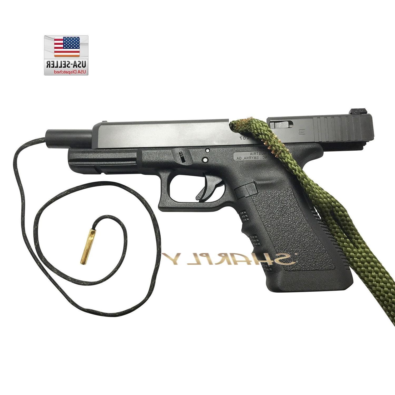 Bore Snake cleaning .22.30.40.45cal 10 Ga Rifle