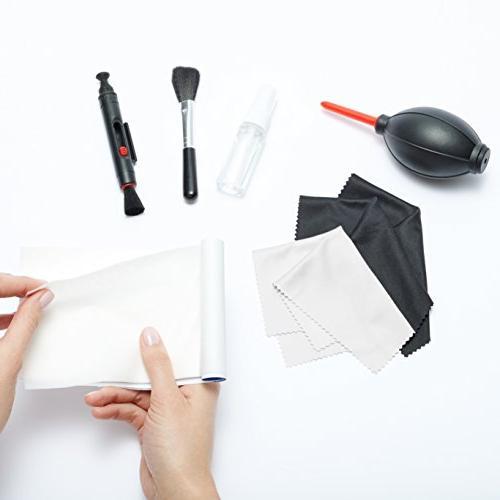 DSLR and Sensitive Electronics