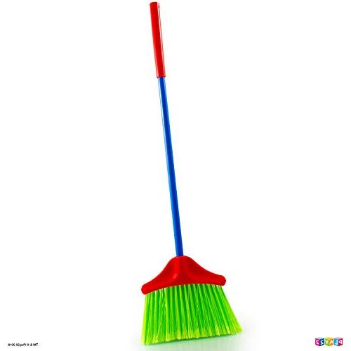 Play22 Cleaning 12 Cleaning Set Includes Broom, Mop, Brush, Duster, Clothes, Bucket, Caution Sign, Toy Set -