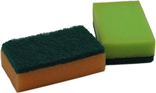Dorm Room Kitchen Cleaning with Ajax, Sponges, Softsoap Hand Wash