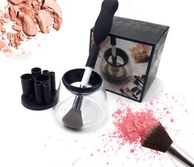 electric makeup brush cleaner set cosmetic wash
