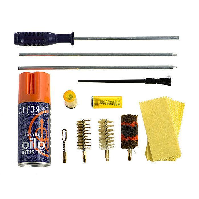 essential shotgun cleaning kit 20ga